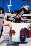Zulu's photo on the front of Bev's book